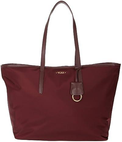 Tumi Voyageur Everyday Tote (Cordovan) Handbags