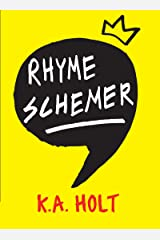 Rhyme Schemer: (Book for Middle School Kids, Middle Grade Novel, In Verse Novel for Boys) Kindle Edition