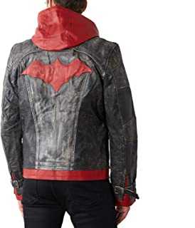 the red hood jacket