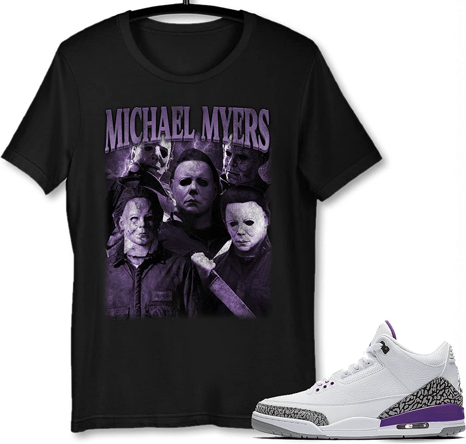 #Michael #Myer T-Shirt to Clearance SALE Limited time Match Max 88% OFF Jordan Violet Snkr Ore 3 Sneaker