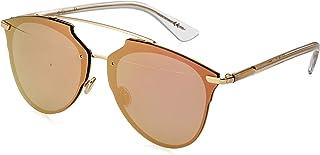 Christian Dior Dior Reflected P S5ZRG Gold Crystal Reflected P Pilot Sunglasses