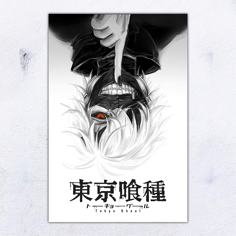 UpdateClassic Tokyo Ghoul Kaneki Ken Anime Poster Wall Decor 11x17