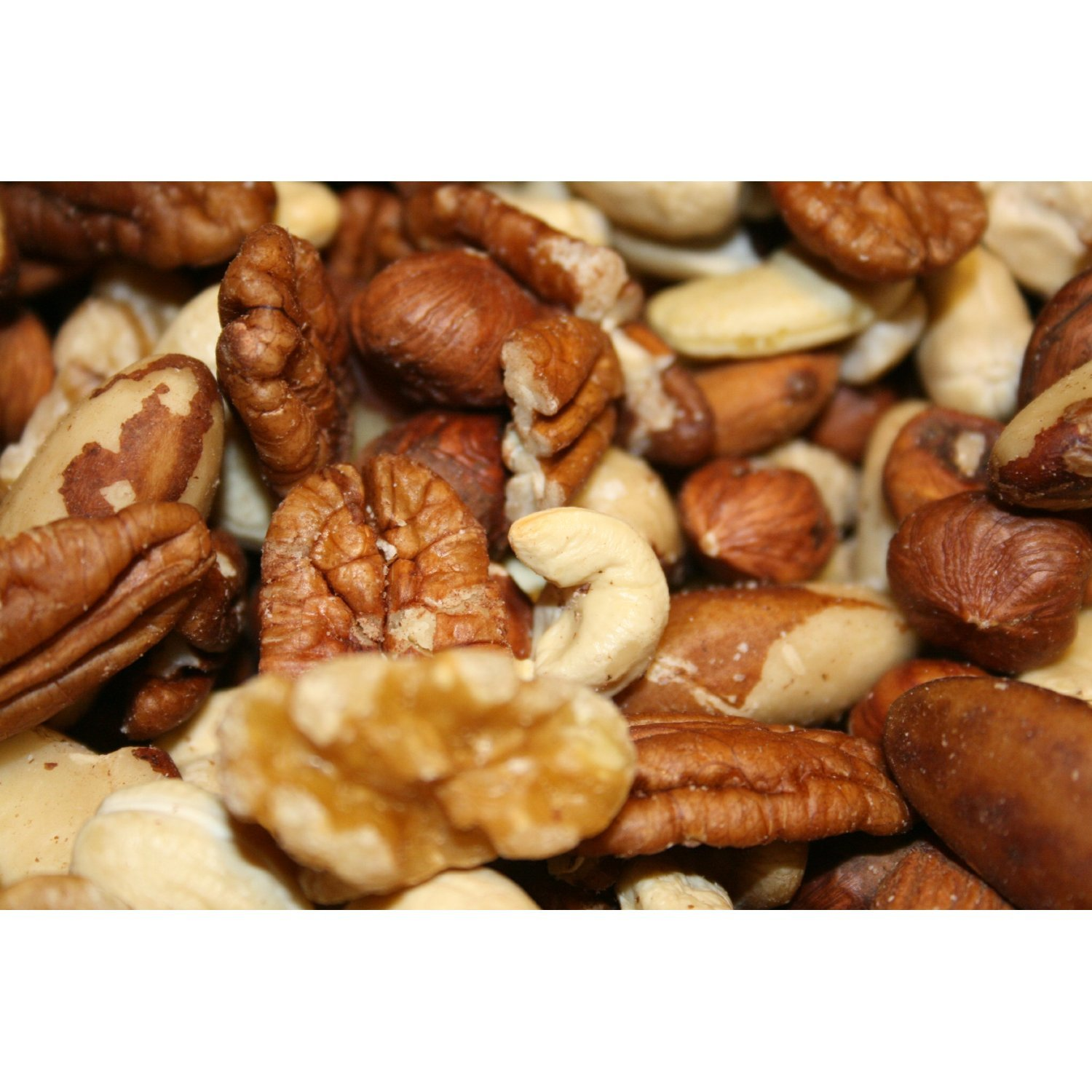 Raw Sale item Mixed 100% quality warranty! Nuts Pack 12 16oz of Bags