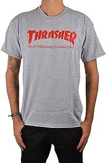 4f7a49e96cad Amazon.fr : thrasher t shirt - T-shirts à manches courtes / T-shirts ...