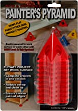 Painters Pyramid KM1240 Stands 10/Pkg-Red