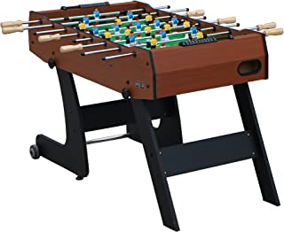 KICK Folding Foosball Table Monarch, 48 in