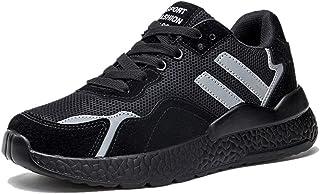 ASMCY Mujeres Malla Zapatos para Correr Respirable Zapatos Deportivos Ligero Al Aire Libre Zapatos Casuales Gimnasio Fitne...