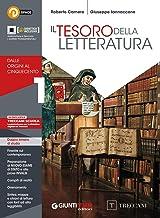 Scaricare Libri Tesoro della letteratura. Con Quaderno. Con Divina Commedia. Per le Scuole superiori. Con e-book. Con espansione online: 1 PDF