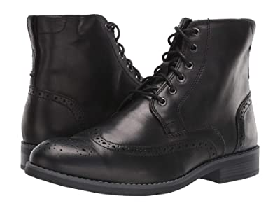 Rockport Colden Wing Tip (Black) Men