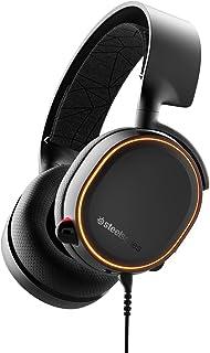 SteelSeries Arctis 5 - RGB-verlichte gaming headset - DTS Headphone:X v2.0 Surround - PC en PlayStation 5 - Zwart