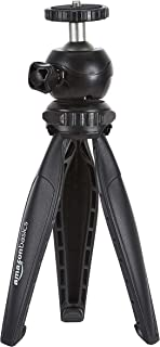 AmazonBasics Camera Mini Tripod (Renewed)