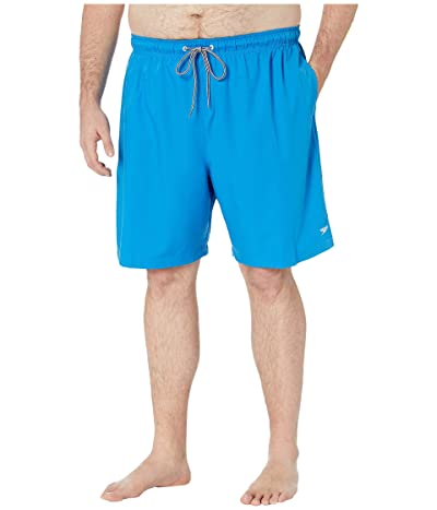 Speedo Big Tall Redondo Volley 22 (Blue Lemonade) Men