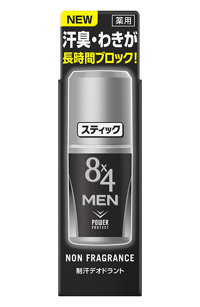 病気の騙すタック8×4メン スティック 無香料 15g