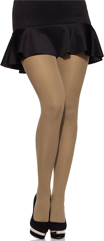 Merry Style Medias Microfibra Tallas Grandes Plus Size Mujer MS 162 60 DEN
