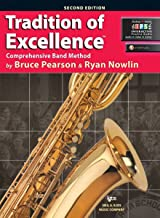 W61XR - Tradition of Excellence Book 1 - Eb Baritone Saxophone