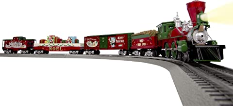 Lionel Mickey's Holiday to Remember Electric O Gauge Model Train Set w/ Remote and Bluetooth Capability