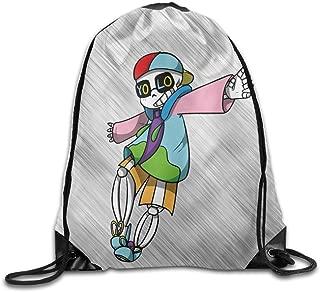 Cool Hip Hop Sans Undertale Sport Backpack Drawstring Print Bag