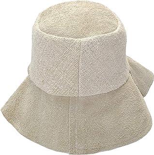Olubiyi Thomas Gorro de Pescador (cáñamo, algodón y Piel, Blanco Roto)