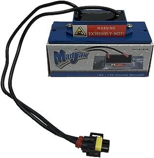 Madjax Golf Cart Voltage Reducer - 16V to 12V