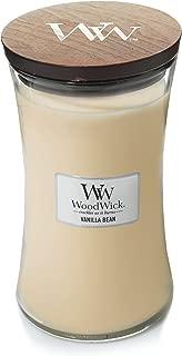 WoodWick 5038581054766 Candle Large Vanilla Bean 93112E, one Size