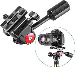 Harwerrel 40mm Placa de liberaci/ón r/ápida Compatible con Arca Swiss para Tr/ípode C/ámara Cabezal de R/ótula