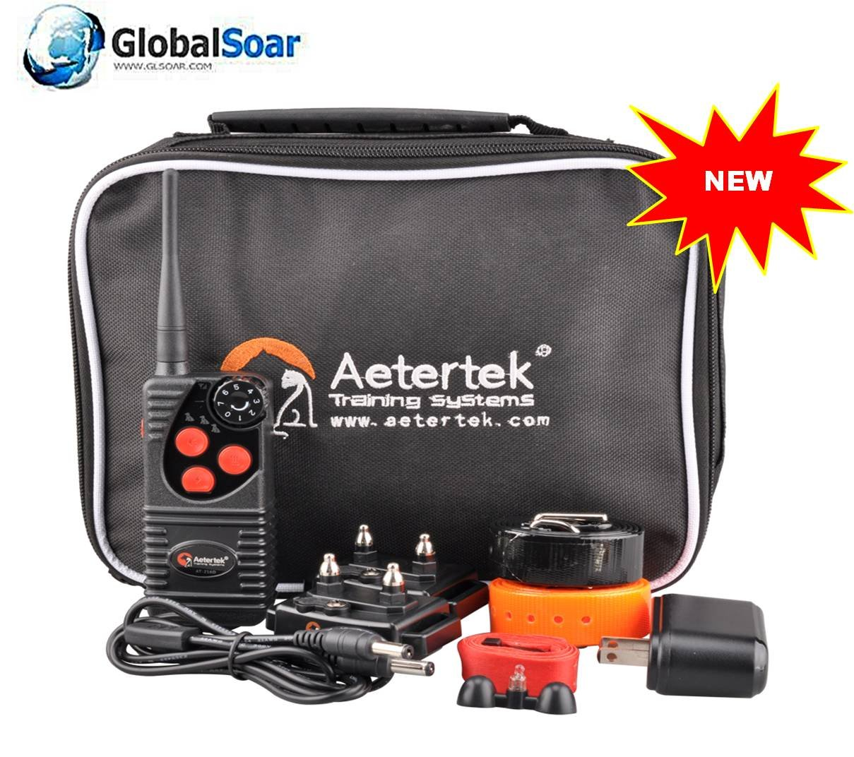 Aetertek 216D 550S 2 Training Waterproof Collar