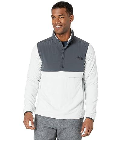 The North Face Mountain Sweatshirt 3.0 Anorak (Tin Grey/Asphalt Grey) Men