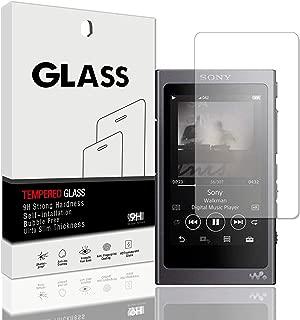 対応 Sony Walkman NW-A30 フィルム NW-A30 NW-A40 NW-A47 NW-A45 NW-A46HN NW-A45HN ガラスフィルム 強化ガラス 保護フィルム 液晶 ガラス ケース フィルム 【3D Touch対応 硬度9H 厚さ0.26 日本旭硝子素材AGC 気泡ゼロ 厚さ0.26mm 飛散防止 高感度 高透過率 衝撃吸収 指紋防止 ラウンドエッジ加工 】 (Sony Walkman NW-A30)