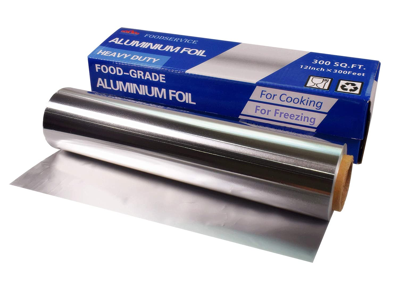 Heavy Duty Aluminum Foil It is very popular Food Roll 12 Inche Grade Popularity
