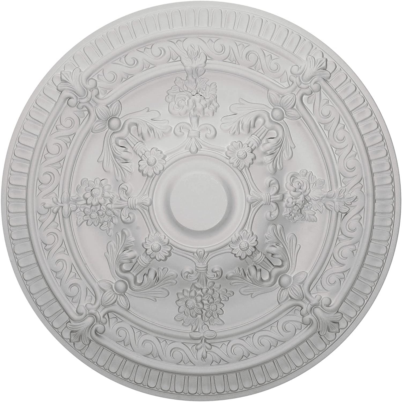 Ekena Millwork CM26VI Ceiling Medalion, Primed