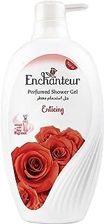جل استحمام انتايسينج من انشانتيور، لتجربة استحمام بعطر الزهور الجميلة، 550 مل