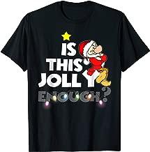 Is This Jolly Enough Grumpy Dwarf Christmas T-Shirt