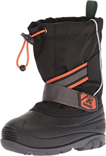 Kamik Kids' Ziggywide Snow Boot