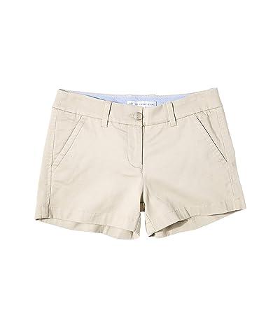 Southern Tide 3 Leah Shorts (Driftwood) Women