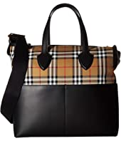 Burberry Kids - Kingswood Diaper Bag