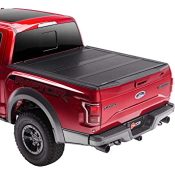 "BAK BAKFlip F1 Hard Folding Truck Bed Tonneau Cover | 772330 | Fits 2017-20 Ford Super Duty 6'9"" Bed"