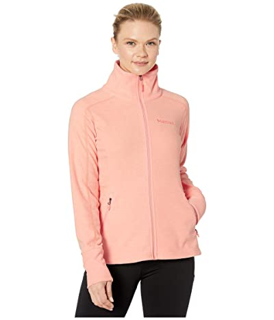 Marmot Pisgah Fleece Jacket (Pink Lemonade) Women
