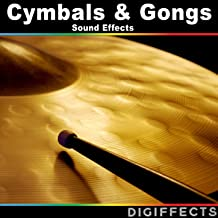 Cymbals & Gongs Sound Effects