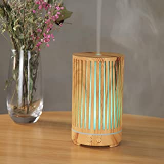 Bamboo Essential Oil Diffusers, Air Humidifier Aromatherapy