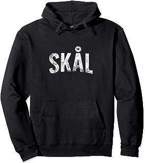 スウェーデン語&ノルウェー語 (ヴィンテージ) - Skål パーカー