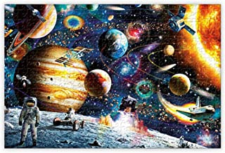 BIGCARJOB 1000 Piece Puzzles for Adults Jigsaw Puzzles for Adults Kids Large Puzzle Game Toys Gift Grown up Puzzles Educational Games