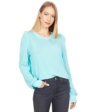 LAmade Tinsley Linen Jersey Top