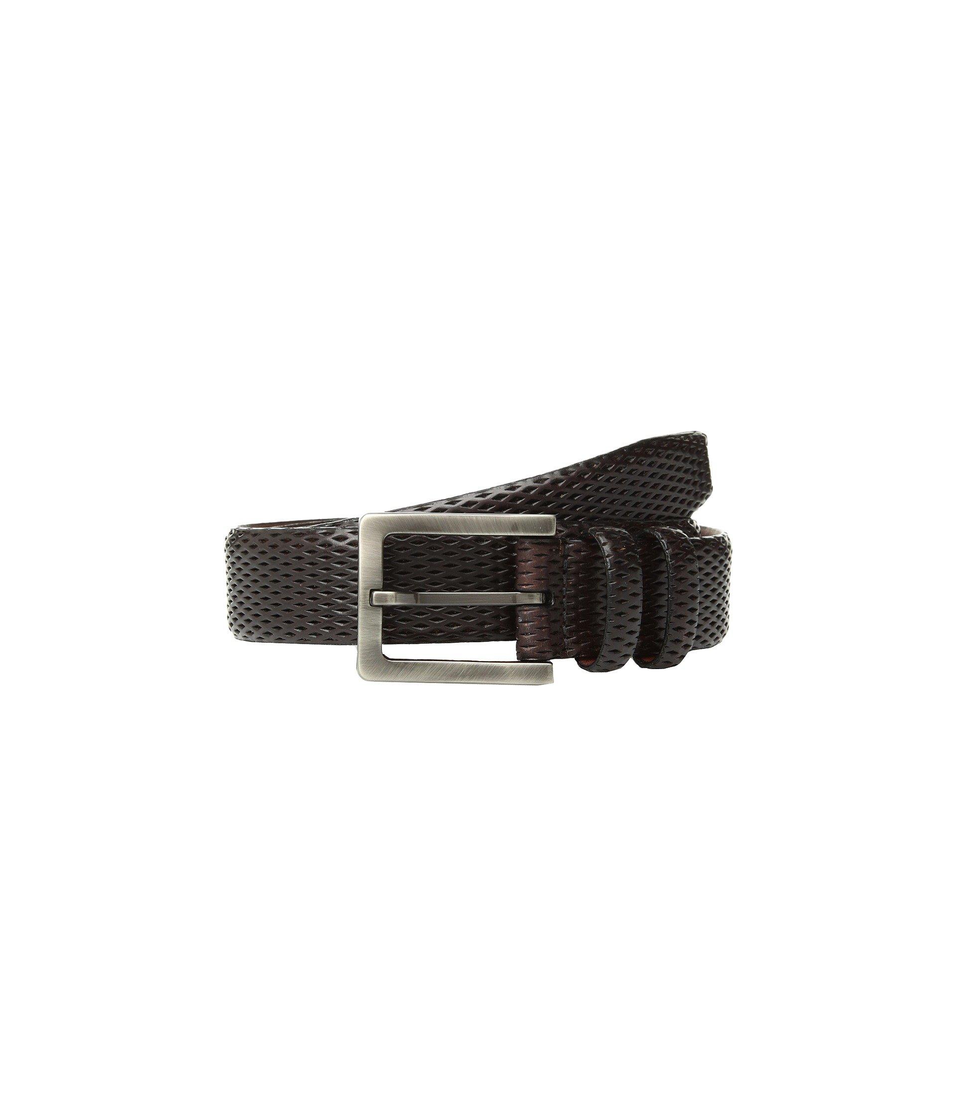 Correa o Cinturon para Hombre Torino Leather Co. 35mm Italian Layered Diamond Calf  + Torino Leather Co. en VeoyCompro.net