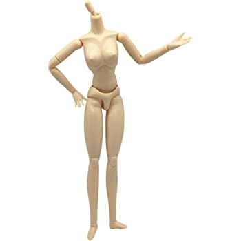 オビツドール 27cm オビツボディ 女性 ノーマル ホワイティ ソフトビニール製 可動フィギュア素体