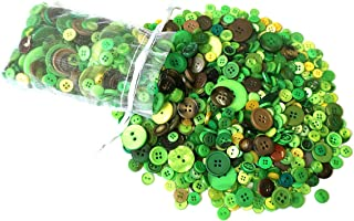 Best dark green buttons Reviews