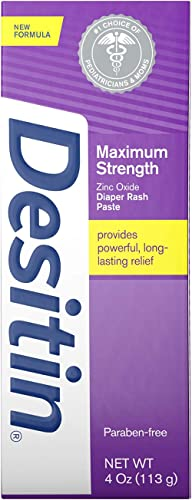 Desitin Original Diaper Rash Ointment, 4 oz