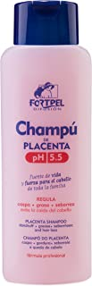 Válquer Champú De Placenta (pH 5.5) - 500 ml