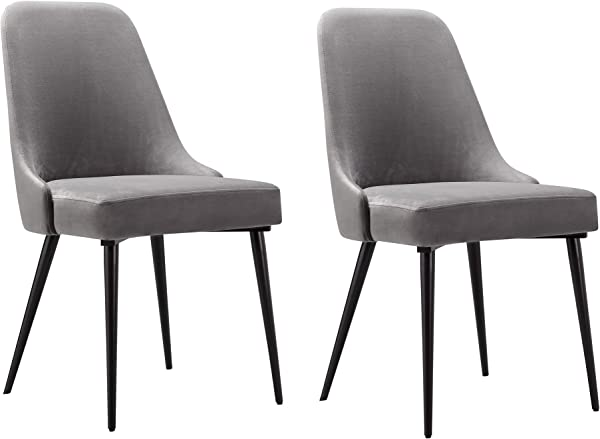 Ball Cast HSA D003 Dining Chair Gray Set Of 2