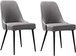 Ball & Cast Dining Chair, Gray, Set of 2