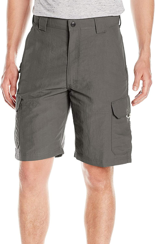 Wrangler Authentics Men's Authentics Big & Tall Outdoor Nylon Cargo Short